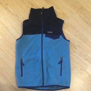 Patagonia Synchilla Blue Vest